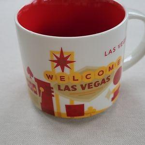 Starbucks You Are Here Las Vegas Mug